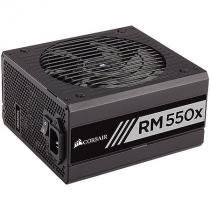 Fonte Atx Corsair 550w Rm550x Full-Modular 80plus Gold - Cp-9020090-Ww -