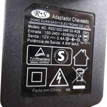 Fonte carregador bateria 9,6v./12v p/ dwt abs-9,6 bivolt - Dwt
