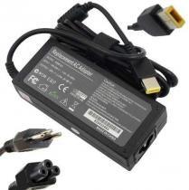 Fonte Carregador Notebook Lenovo G400s Plug Retangular 20v 3.25A -