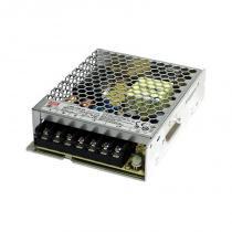 Fonte para Fita LED Single Color 6,2A 75W Chaveada - Global