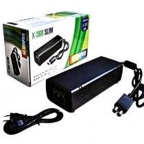 Fonte Para Game Xbox 360 Slim Ac Adapter Bivolt 110v 220v - Mega page