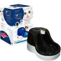 Fonte para gatos - 2,5l - Furacão Pet - 220V -