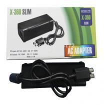 Fonte Para Xbox 360 Slim - Bivolt Com 135W - Mega page