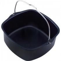 Forma assadeira para fritadeira airfryer ri9220/ri9225/ri9230/ri9240 preta philips walita - Philips