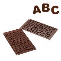 FORMA CHOCOLATE ABC Silikomart -