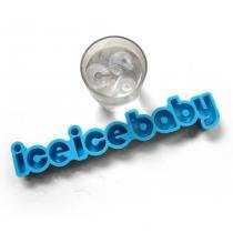 Forma de gelos Ice Ice Baby - silicone - YAAY