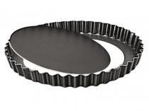 Forma para Torta Redonda Antiaderente - Fundo Removível Marcolar Prestige 526