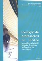 Formacao de professores na ufscar - Edufscar