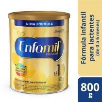 Fórmula Infantil Enfamil 1 Premium 800g - Mead johnson