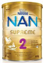 Fórmula Infantil NAN Supreme 2 Lata 800g - NESTLÉ