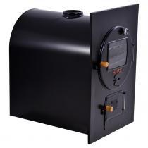 Forno A Lenha De Embutir Médio 138L Inox 430 Fhi(Ebm)Ib Hidro - Hidro