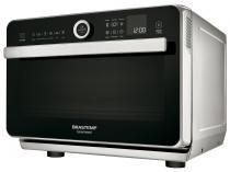 Forno com Micro-ondas Brastemp 31L com Grill - Gourmand BMR31 Timer com Acessórios