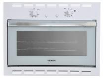 Forno de Embutir a Gás GLP Venax - Bianco GII 18277 50L Grill Timer