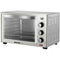 Forno Elétrico Amvox AFR 4500 - 45L com Grill e Timer