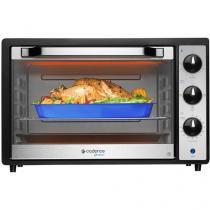 Forno Elétrico Cadence Gourmet FOR451 45L - Timer