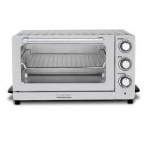 Forno elétrico em aço escovado cuisinart -127v tob 60nbr - Cuisinart
