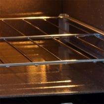 Forno elétrico f450 de 45 litros black - 220 volts - Fogatti