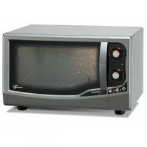 Forno elétrico fischer gourmet grill de bancada 44l - prata voltagem : 220 volts -