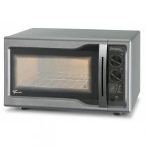 Forno elétrico fischer hot grill bancada 44l silver - Fischer