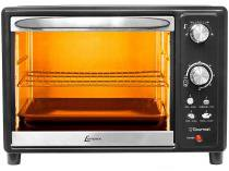 Forno Elétrico Lenoxx Inox 36L - Cozinha Gourmet