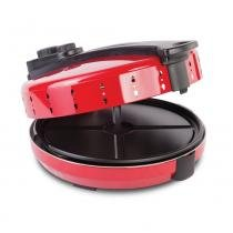 Forno para pizza 30cm vermelho hamilton beach -220v -