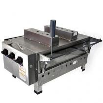 Forno Pizza Grill Fixo Refratário Luxo com Infravermelho - 715 x 425 - Itajobi