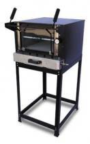 forno pizza industrial a gas com pedra reflatária 75x45 gastromixx - Gastromixx