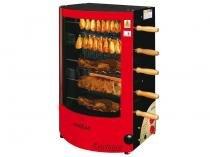 Forno Rotativo a Gás Elétrico Progás Style PRR-051 - Função Assa Elimina Fumaça e 2 Queimadores