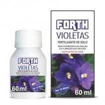 Forth Violetas 60 ml - Forth jardim