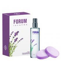 Forum Lavanda Forum - Feminino - Deo Colônia - Perfume + Sabonetes - Forum