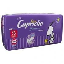 Fralda Capricho Bummis Snoopy XXG - 36 Unidades