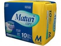 Fralda Capricho Maturi Care Tam M 10 Unidades - Indicador de Umidade