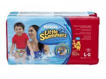 Fralda Huggies Little Swimmers F Lit Swimm Tam G  - 10 Unidades para Praia e Piscina