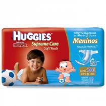 Fralda huggies supreme care meninos xxg c/16 -
