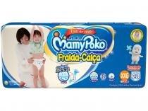 Fralda MamyPoko Calça Tam. XXG  - 15 a 25kg 28 Unidades