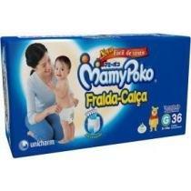 Fraldas Calça MamyPoko Mega- G com 36 unidades - Unicharm do brasil