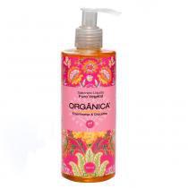 Framboesa  Orquídea Orgânica - Sabonete Líquido - 250ml - Orgânica