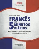 Frances Em 5 Minutos Diarios - Martins - 1