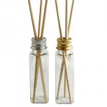 Frasco para Difusor 30 ml plástico Retangular kit com 10 unid - Rn embalagens
