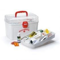 Frasqueira Caixa para Medicamentos Grande Nitron -