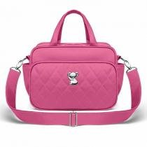 Frasqueira Maternidade Térmica Classic For Baby Saint Martin Colors - Pink - Classic for baby bags
