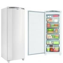 Freezer Consul 1 Porta Vertical 231 Litros Branco Cycle Defrost 127v -