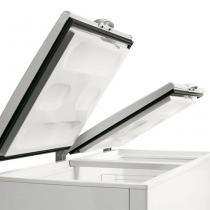 Freezer e Refrigerador Horizontal Metalfrio (Dupla Ação) 2 tampas 546 litros DA550 220v -