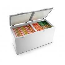 Freezer Electrolux Horizontal Cycle Defrost Branco 385L 110V H400 - Electrolux