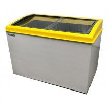 Freezer Horizontal Tripla Acao 400 Litros FH400B Amarelo 110V - Artico -