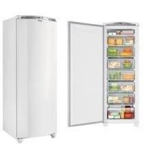 Freezer Vertical Branco Consul Degelo Manual 246L 220V CVU30EBBNA -