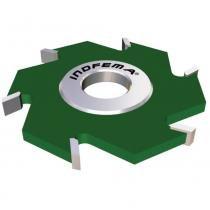 Fresa de Widea para Ranhura 100 mm x 06 mm 06Z - 180003 - Indfema