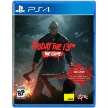 Friday The 13Th The Game - Ps4 - Sony