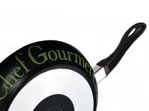 Frigideira Italiana Antiaderente 30 cm - Alumínio Fortaleza Chef Goumet Artistic 425030