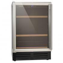 FRIGOBAR 178 LATAS BUILT IN -220V PRIME COOKING CUISINART - CUISINART